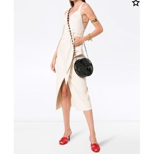 Cult Gaia Luna crossbody bag $408